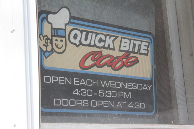 Quickbite Cafe at River City Vineyard Church in Sarnia